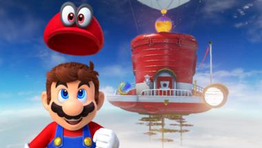 A Super Mario Odyssey-t választották a Gamescom legjobbjának