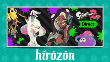 Hírözön: Splatoon 2 Direct
