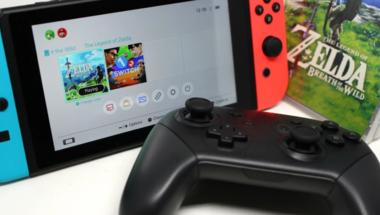 Minden eddigi Nintendo gépnél erősebben startolt a Switch Európában