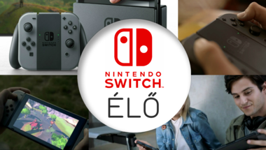 ÉLŐ: Switch Presentation és Nintendo Treehouse Live