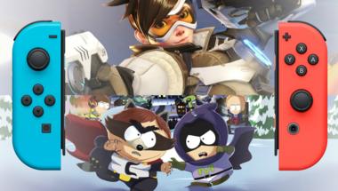 Jöhet az Overwatch és az új South Park játék Switch-re?