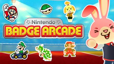 Nintendo Badge Arcade Teszt