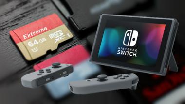 Nintendo Switch - SD kártya vásárlási tanácsadó