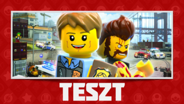 LEGO City Undercover: The Chase Begins Teszt