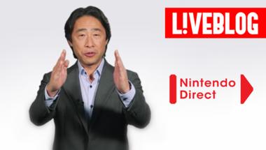 Nintendo 3DS Direct [ÉLŐ+LIVEBLOG]
