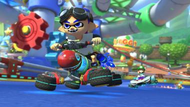 Sok újdonságot hozott a Mario Kart 8 Deluxe frissítése