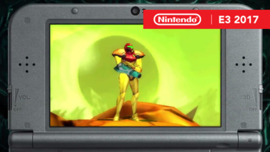E3 2017: 3DS-re érkezik a Metroid: Samus Returns