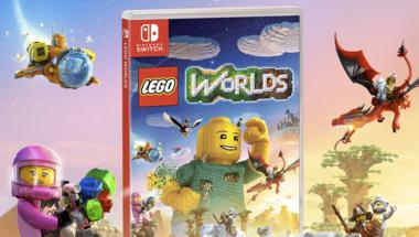 Másfél hónap múlva Switch-re jön a LEGO Worlds