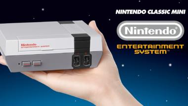 Novemberben visszatér a NES a boltok polcaira
