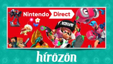 Hírözön: Nintendo Direct 04.13.