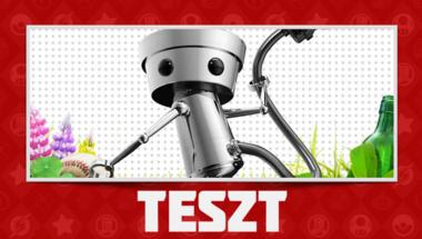 Chibi-Robo! Zip Lash Teszt