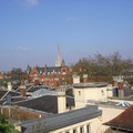 Norwich háztetők