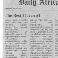 Dail(y) Africa - Beton, cselló, bombák: a nyolcaddöntők legjobbjai