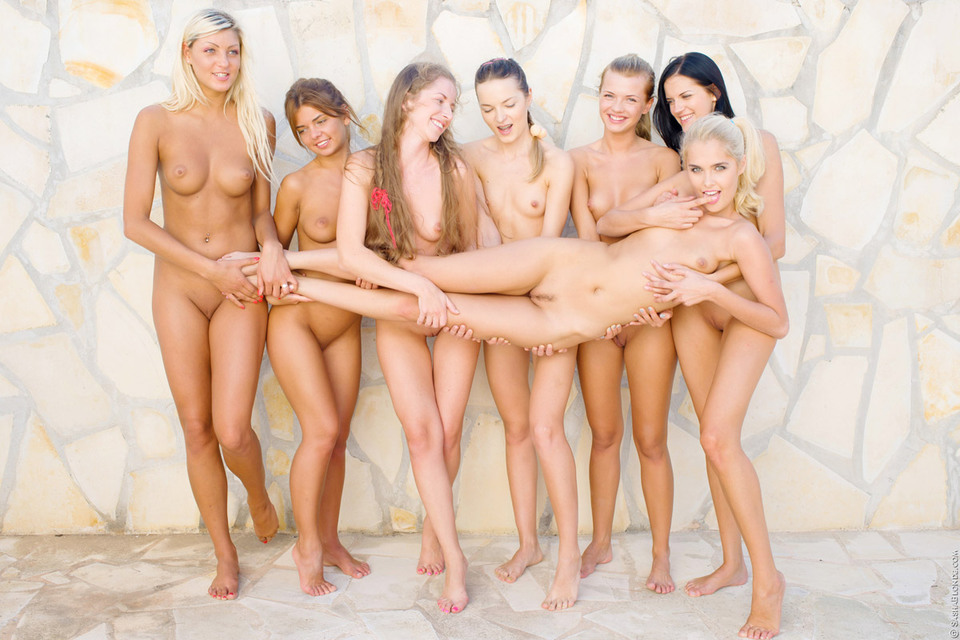Sorry, that hot nude girls in groups