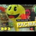 Pacman életre kel!