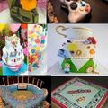 Hihetetlen torta kompozíciók!!!! Fincsi :)