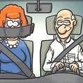 Biztonsági őv nőknek :)