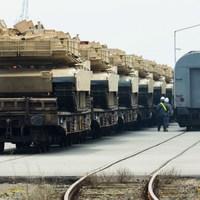 Amerikai katonai szállítmányt loptak el Lengyelországban