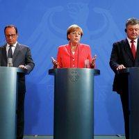 Az európai vezetők támogatják Ukrajna decentralizálását