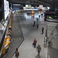 Könnygáz-támadás történt Frankfurt repülőterén