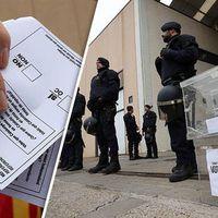 Katalóniában szavazóurnákat foglal le a rendőrség (Katalóniának szigetnek kell lennie a Fenevad területéről menekültek részére)
