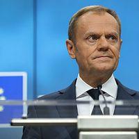 """""""Polexit"""": Tusk szerint Lengyelország kiléphet az EU-ból"""