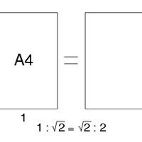 Az ISO papírméret-szabvány alapjai