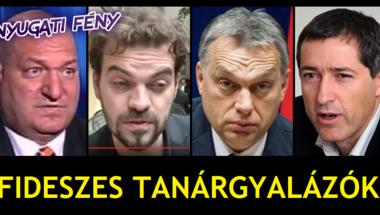 Falkában gyalázzák a tanárokat a Fidesz és médiahiénái - szavazzon a leggusztustalanabb beszólásról!