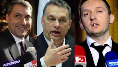 A Jobbik-vágányon repeszt a Fidesz-vonat
