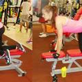 Leg and glutes workout - Láb és farizom edzés