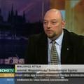 Miklovicz Attilának felolvasta a riporter a Xenu-történetet