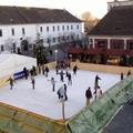 Ismét ingyenes jégpálya a Főtéren