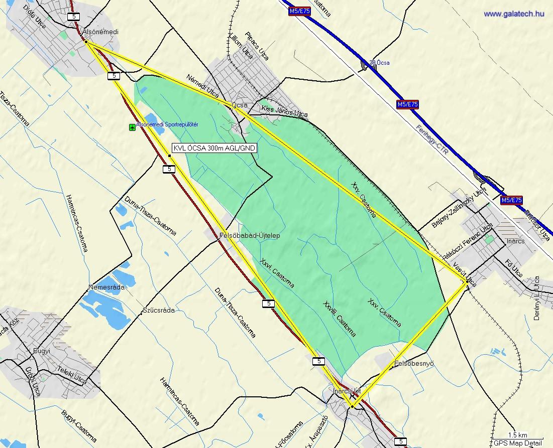ócsa térkép r:térkép   Ócsa.blog.hu ócsa térkép