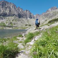 Túra a Gerlachfalvi-csúcsra