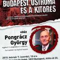 Előadás - Budapest ostroma és a Kitörés - Pongrácz György