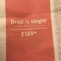 Így szállt rá egy légitársaság Brad Pitt válására! @Off-beat blog