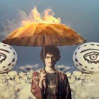 Vizuális agyi erőszak: az új hipster-meszkalinos Burn energiaital!