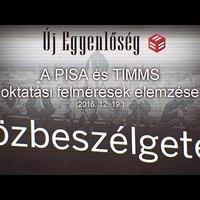 A PISA és TIMSS oktatási felmérések elemzése