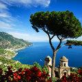 Dél Olaszországban Amalfi tengerpart felfedezése