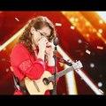 Mandy Harvey, a süket énekesnő