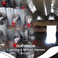 Liternyi fény - a világ legolcsóbb, offgrid világítása