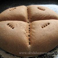 Élesztő nélküli kenyér