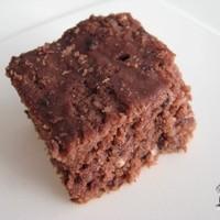 Csokis-kókuszos kevert süti narancsos beütéssel