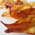 Téli kaják #2: kanadai csirkemell sütőben sült hasábburgonyával