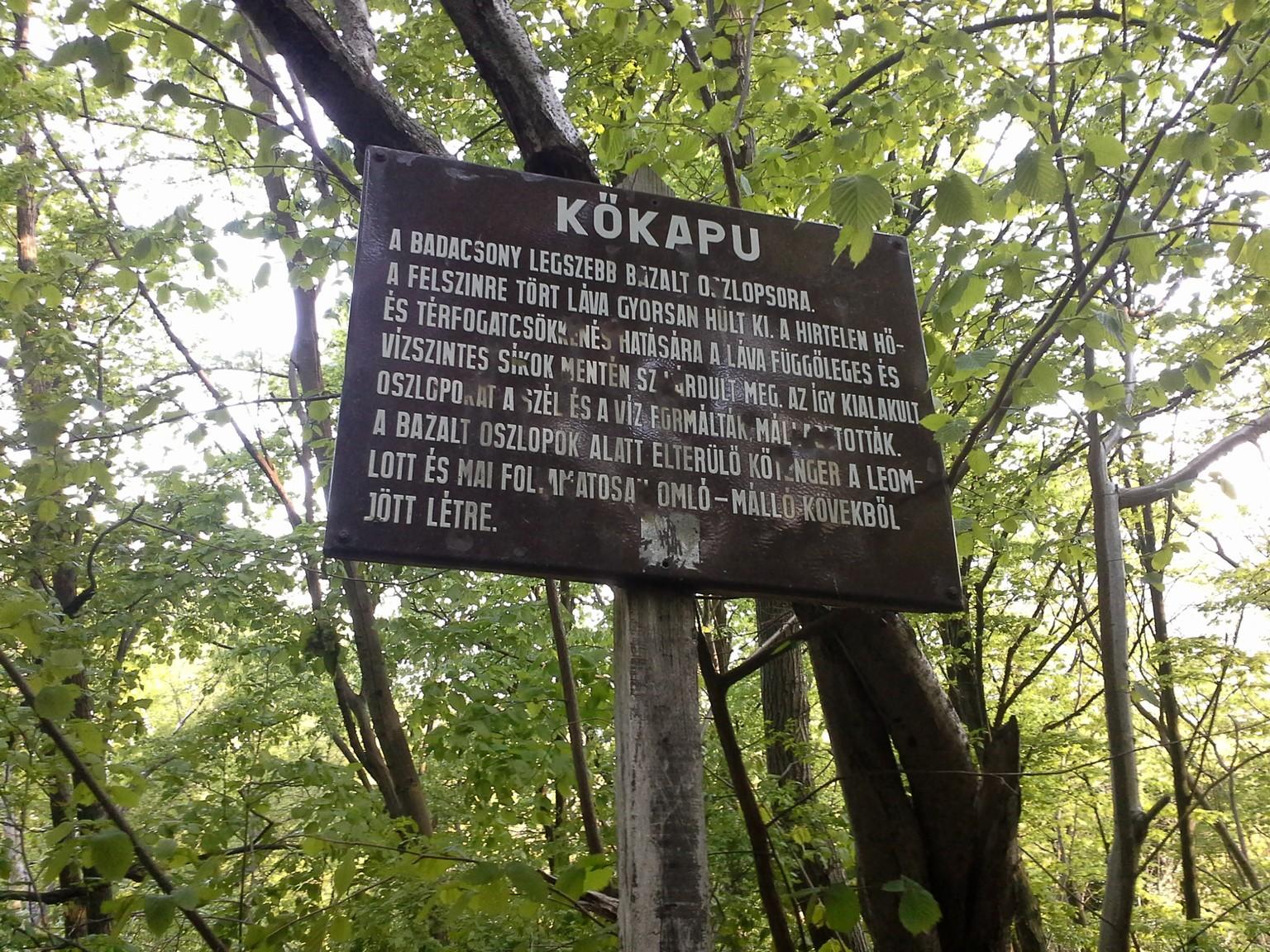 Kőkapu