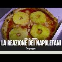 Ananász a pizzán? Nápolyban ezt gondolják! :))))