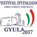 Festival d'Italiano 2017 - Gyulán