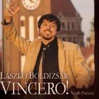 VINCERÓ ! László Boldizsár első opera lemeze