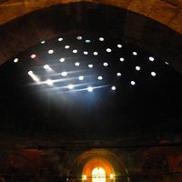 Rudas - light on a water