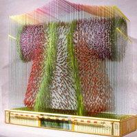 Művészi üveg-MRI